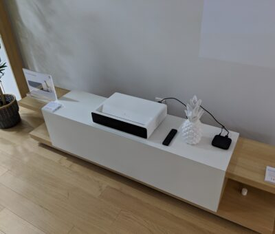 Xiaomi laser projector review