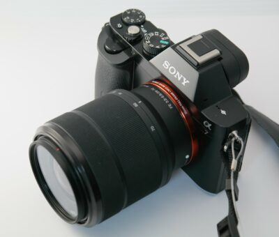 Comparison of Sony Alpha A7C and A7III (part1)