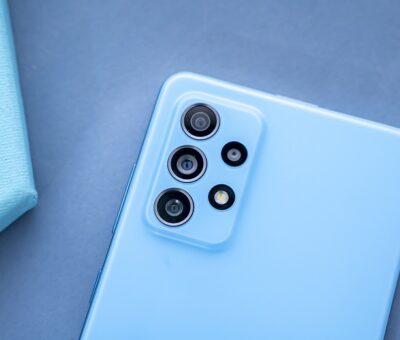 Galaxy A52 and Galaxy A72 were introduced; High-focus cameras (part3)