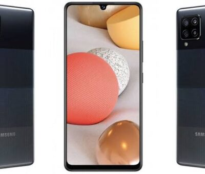 The Galaxy M42 5G is on its way