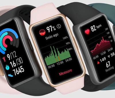 Huawei Band 6 officially introduced; larger display and more sensors