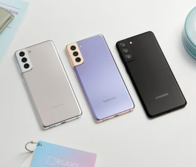 The Galaxy Quantum 2 was introduced with high-end security features (part1)