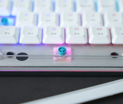 Review of Cooler Master SK622 gaming Keyboards