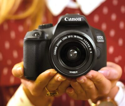 The Canon EOS Rebel T7 2000D review
