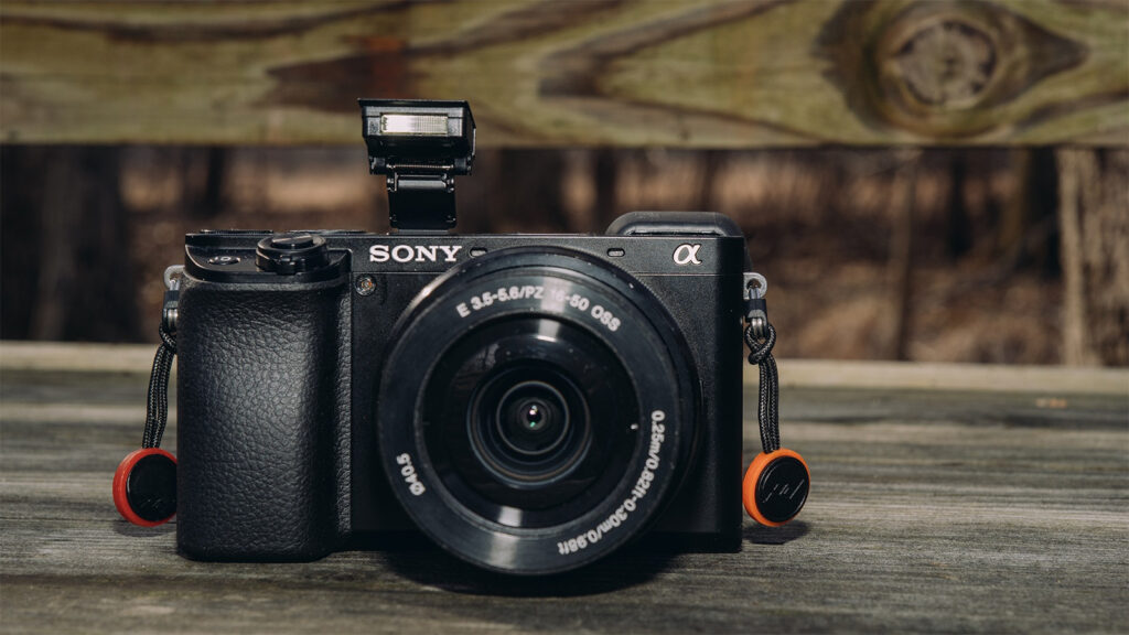 Review of Sony Alpha a6100 body mirrorless camera