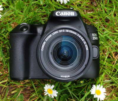 The review of Canon EOS 250D camera